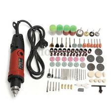 220V-240V Electric Rotary Tool Drill Power + 161Pcs Carving Accessories Kit