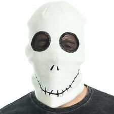 THE NIGHTMARE BEFORE CHRISTMAS JACK SKELLINGTON FACE SKI- MASK COSTUME BEANIE