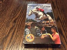 Breaking Free VHS FILMS FOR FAMILIES DRAMA TOUCHING FREE USA SHIPPING