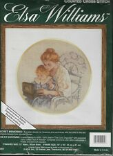 Elsa Williams Counted Cross Stitch Kit Secret Memories 02094 Sealed New