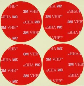 5/10 pezzi 38/58mm 3M™ 5952 biadesivo VHB a schiuma acrilica originale 1,1mm