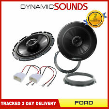 "Pioneer 6.5"" 300W Car Speakers Upgrade Kit for Ford Fiesta MK7 2008>"