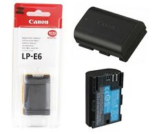 Batteria Original Canon LP-E6 Li-Ion Battery EOS 7D 60D 5D2 5D 70D 6D
