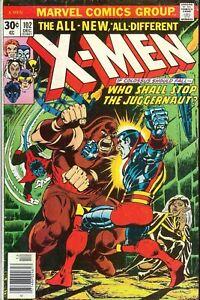 Uncanny X-Men #102 VF-
