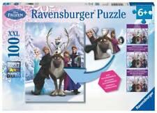 Disney Frozen Die Eiskönigin XXL Puzzle Suchspiel Ravensburger 100 Teile Puzzel