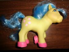Vintage 1984 My Little Pony G1 Tootsie Lollipop Pony Hasbro WITH SHOES