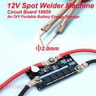 Portable 12V Batterie Energiespeicher Spot PCB Platine Punktschweißnadeln 18650