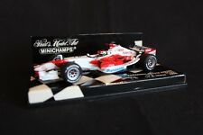 Minichamps Panasonic Toyota Racing TF106 2006 1:43 #8 Jarno Trulli (ITA)