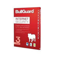 BullGuard Internet Security 2017 for All Apple iMac MacBook Air Mac Pro macOS