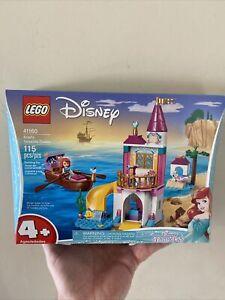 LEGO Disney Princess ARIEL'S SEASIDE CASTLE 41160 Little Mermaid NEW!!