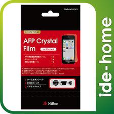 NiBon iPhone 5S / 5C / 5 Screen Protector AFP Crystal Film