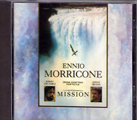 CD 20T SOUNDTRACK FROM THE FILM THE MISSION ENNIO MORRICONE DE 1986 BOF