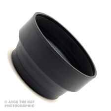 Kood 62mm Combi Rubber Lens Hood for Wide Angle & Zoom