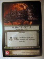 SG 092 REAPER'S SCYTHE PORTE SEDITION JCC WARHAMMER 40K