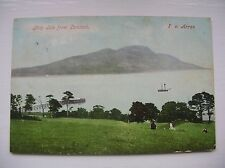 Lamlash & Holy Isle, Arran. Nr Brodick, Whiting Bay. (1906)