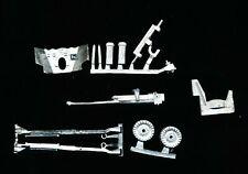 Warlord Games Bolt Action Metal British 6-pdr anti-tank gun
