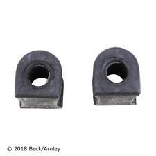 Suspension Stabilizer Bar Bushing Kit Front Beck/Arnley 101-3941