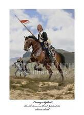 Rorkes Drift Isandlwana 17th Lancers Zulu War Art print Ltd ed Artist signed!