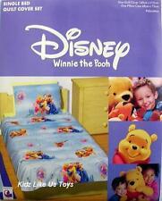 ~ Winnie the Pooh - DOONA QUILT / DUVET COVER SET (R)