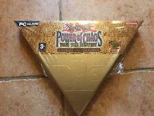 Yu-Gi-Oh! Power of Chaos Game - Sealed - European Ver - Includes: PCY-E001-E005