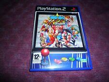 SNK Arcade Classics Volume 1 PS2 PAL (EU English release)