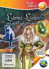 Living Legends - Die Bestien von Bremen      PC          !!!!!!  NEU+OVP !!!!!