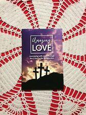 """LENTEN PRAYER BOOK ""Amazing LOVE"" 48 pages, NEW"