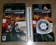 Midnight Club 3 Dub Edition Complete for Sony PSP FREE UK P&P Rockstar 2005