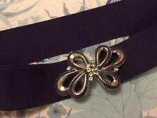 New Look Patternless Medium Width Belts for Women