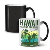Hawaii Surf Paradise NEW Colour Changing Tea Coffee Mug 11 oz | Wellcoda