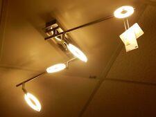 24 W LED Deckenleuchte SEMIO 700900 Sorpetaler einzeln dreh dimm-  schwenkbar