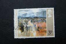 Großbritannien, 1971, Ulster Paintings (gestempelt)