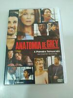 Anatomia de Grey Prima Stagione Completa - 4 X DVD Spagnolo Inglese
