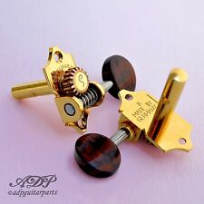 MECANIQUES SCHALLER GRAND TUNE 3+3 Slotted Head 1:18 SNACKEWOOD Tuners GOLD