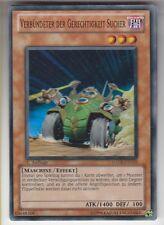 YU-GI-OH Verbündeter der Gerechtigkeit Sucher Super Rare HA02-DE019