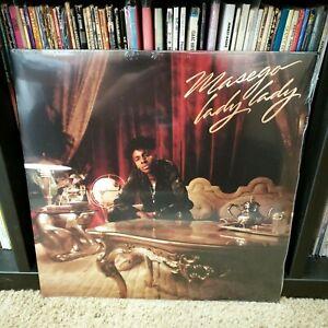 Lady Lady - Masego LP (Black Vinyl) (FJK, SiR) New & In Hand (Funk/Soul-Jazz)
