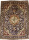 Vintage Floral Classic Style 10X13 Hand Knotted Oriental Rug Home Décor Carpet