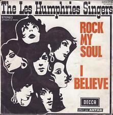 """Rock my soul - The Les Humphries Singers - 45 Tours 7"""" [Bon état]"""