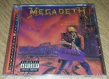 "MEGADETH  ""Peace Sells...But Who's Buying?""  W/Bonus Tracks  NEW (CD, 1986/2004)"