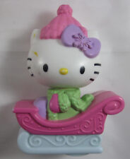 McDonald's Hello Kitty HM - #4 Hello Kitty's Sleigh Ride - 2011 - Out of Package