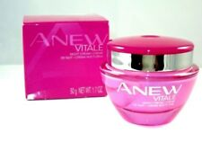 AVON ANEW VITALE NIGHT CREAM FULL SIZE Pink Sleep in a Jar Face Neck Hands Chest