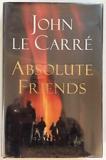 Absolute Friends - John Le Carré - PRISTINE First Edition, First Printing - 2004