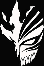 Bleach -- Ichigo Hollow Mask Anime Decal Sticker for Car/Truck/Laptop
