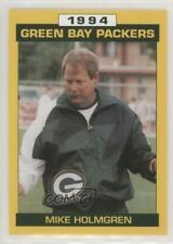 1994 Green Bay Packers Police Mike Holmgren #13