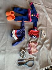 """Sports Clothes Accessories Lot For American Girl Doll & 18"""" Dolls Our Generation"""