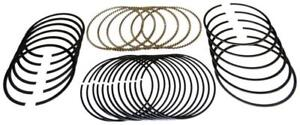 """Hastings MOLY Piston Rings Set for Chevy SBC 327 350 383 5/64 5/64 3/16 +.020"""""""