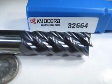 0.0781 Cutting Dia Carbide KYOCERA 1746-0781L625CR Series 1746 Extended Reach Corner Radius End Mill 1//8 Shank Dia 2-1//2 Length 0.117 Cutting Length 30 Degree Angle ALTIN 3 Flute