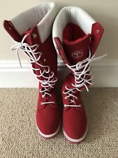 Timberland Bottes, Mesdames, neuf, rouge, taille 38