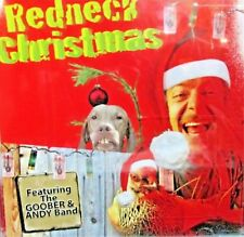 Redneck Christmas NEW! CD , Goober & Andy Band ,18 songs, Bubba, Uncle Bud,Gift