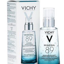 Vichy Mineral 89 Fortifying & Plumping Daily Booster 50ml GENUINE & NEW
